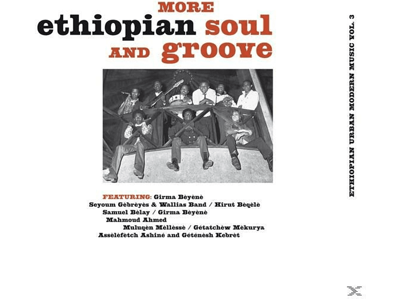 VARIOUS - More Ethiopian Soul And Groove [Vinyl]