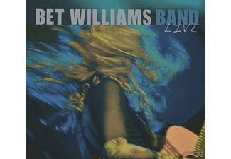 Bet Williams Band - Live - (CD)
