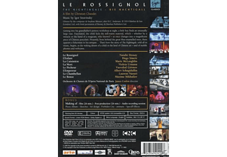 VARIOUS - Le Rossignol  - (DVD)