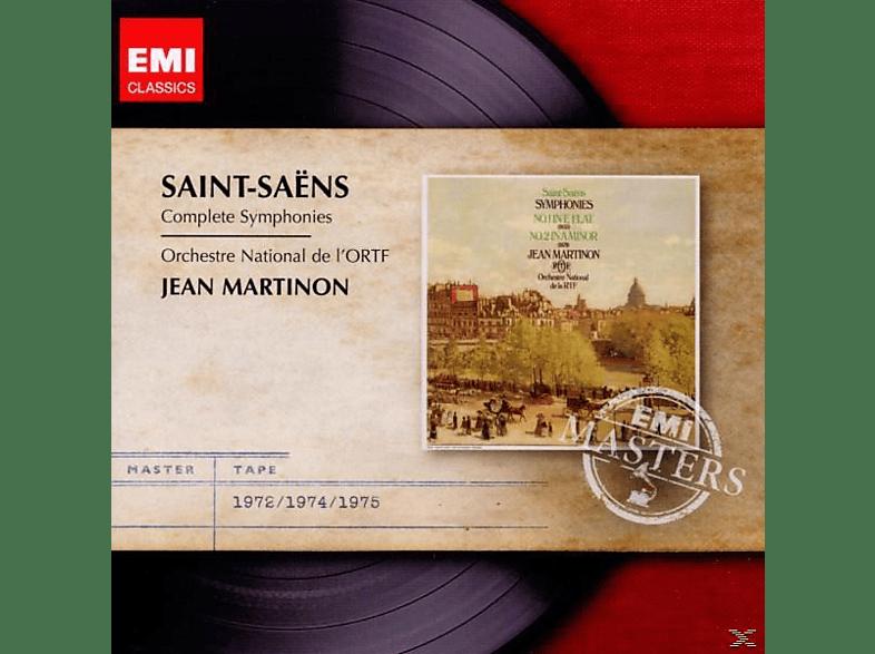 Onortf, Jean/onortf Martinon - Sämtliche Sinfonien [CD]