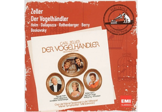 Rothenberger, Dallapozza, Boskov, Rothenberger/Dallapozza/Boskov - Der Vogelhändler - (CD)