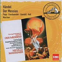 Marriner, Fassbaender, Popp, Fassbaender/Popp/Marriner - Der Messias (Deutsch Ges.) [CD]