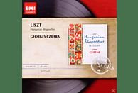 György Cziffra - Ungarische Rhapsodien [CD]