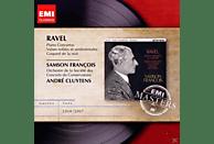 Francois Samson, A. Cluytens, FranÇOis,Samson/Cluytens,A. - Klavierkonzerte/Gaspard/Valses [CD]