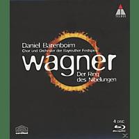 Daniel/obf Barenboim - Der Ring Des Nibelungen [Blu-ray]