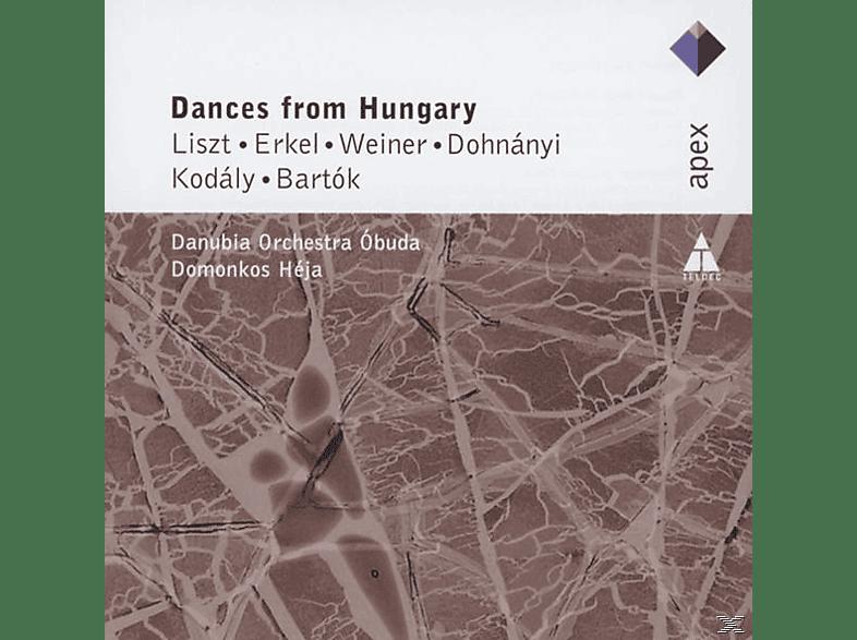 Domonkos/danubia Orchestr Heja - Dances From Hungary [CD]