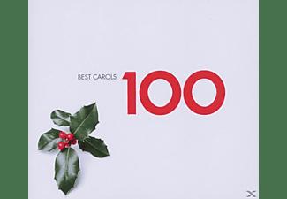 VARIOUS - 100 Best Carols  - (CD)