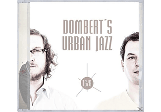 Dombert's Urban Jazz - 16/8  - (CD)