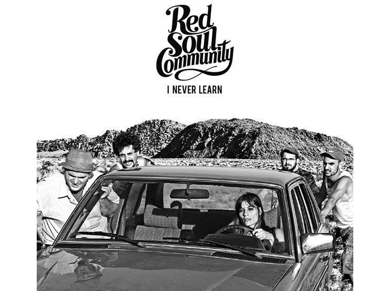 Red Soul Community - I Never Learn [Vinyl]