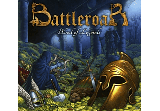 Battleroar - Blood Of Legends - (CD)
