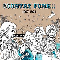 VARIOUS - Country Funk Vol.2 1967-1974 [CD]