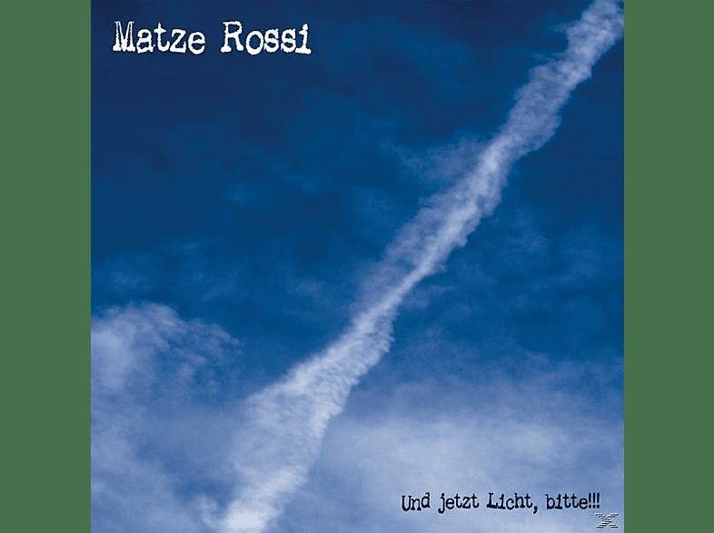 Matze Rossi - Und Jetzt Licht,Bitte!!! [CD]
