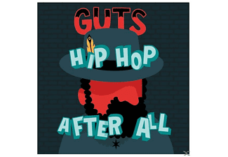 The Guts - Hip Hop After All  - (CD)