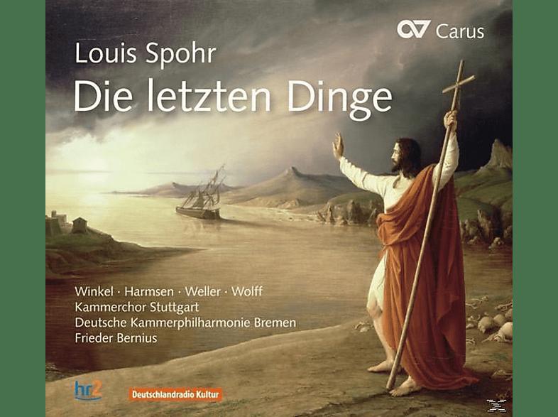 Bernius/Winkel/Kammerchor Stuttgart/+ - Die Letzten Dinge-The Last Judgment [CD]