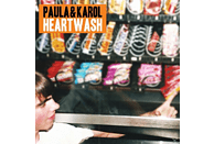 Paula & Karol - Heartwash [CD]