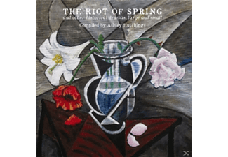 Ashley Hutchings - Riot Of Spring  - (CD)