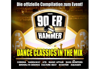 VARIOUS - Der 90er Hammer: Die Offizielle Cd Zum Event  - (CD)