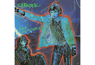 Chrome - Red Exposure  - (Vinyl)