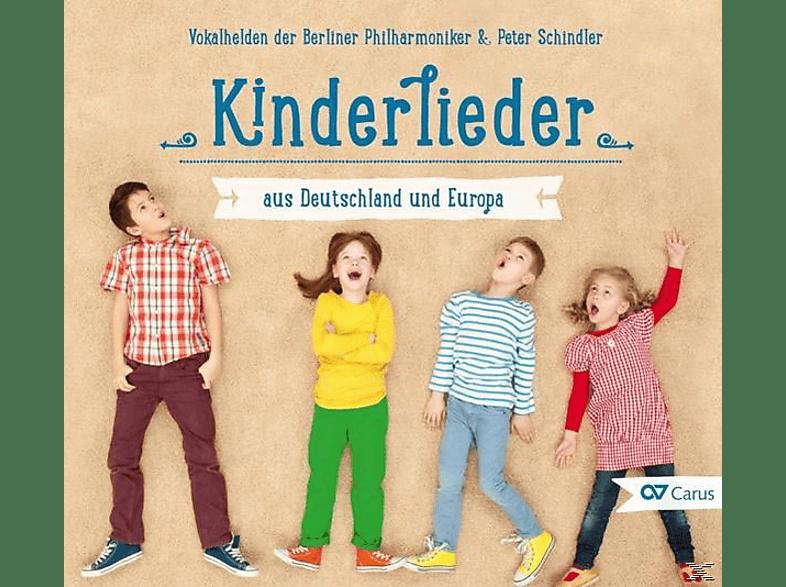 Schindler/Vokalhelden der Berliner Philharmoniker - Kinderlieder Aus Deutschland Und Europa [CD]