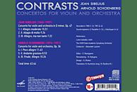 The Ussr State Academicsymphony L. Isakadze (vl) - Contrasts-Violinkonzerte [CD]