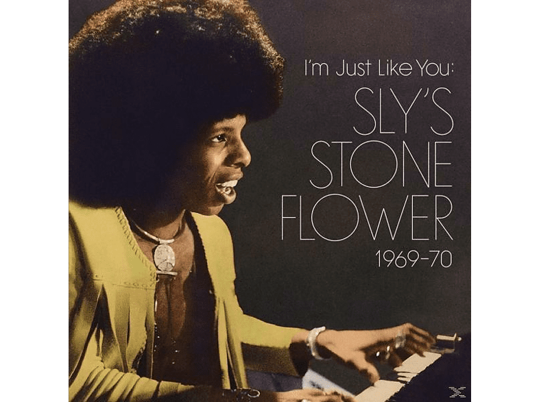 Sly Stone & Various - I'm Just Like You-Sly's Stone Flo [Vinyl]
