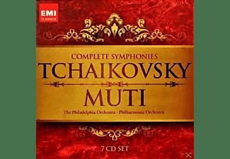 Riccardo Muti - Sinfonien 1-6 & Ballettmusik  - (CD)