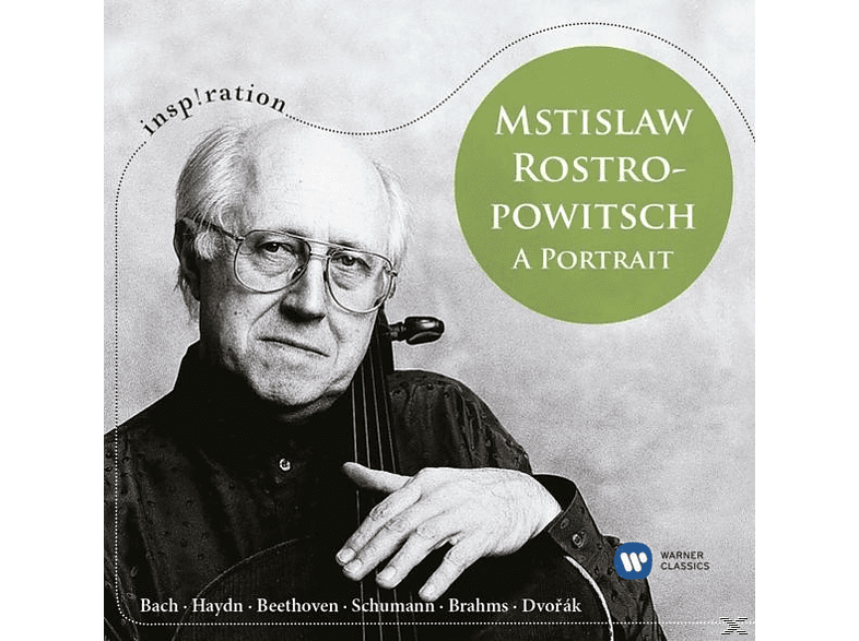 Mstislav Rostropovich - A Portrait [CD]