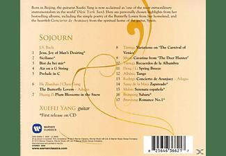 Yuefei Yang - Sojourn-The Best Of Yuefei Yang  - (CD)