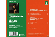 London Symphony Orchestra, Vadim Repin - Violinkonzerte [CD]