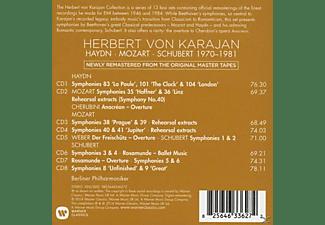 Herbert Von Bp/karajan - Sinfonien 1970-1981  - (CD)
