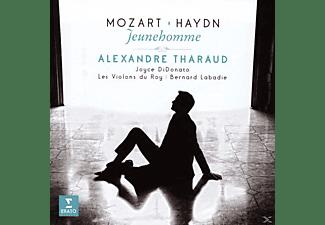 THARAUD,ALEXANDRE/DIDONATO,JOYCE/LABADIE,B. - Jeunehomme  - (CD)