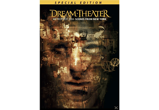 Dream Theater - Metropolis 2000 - Scenes From New York (DVD)