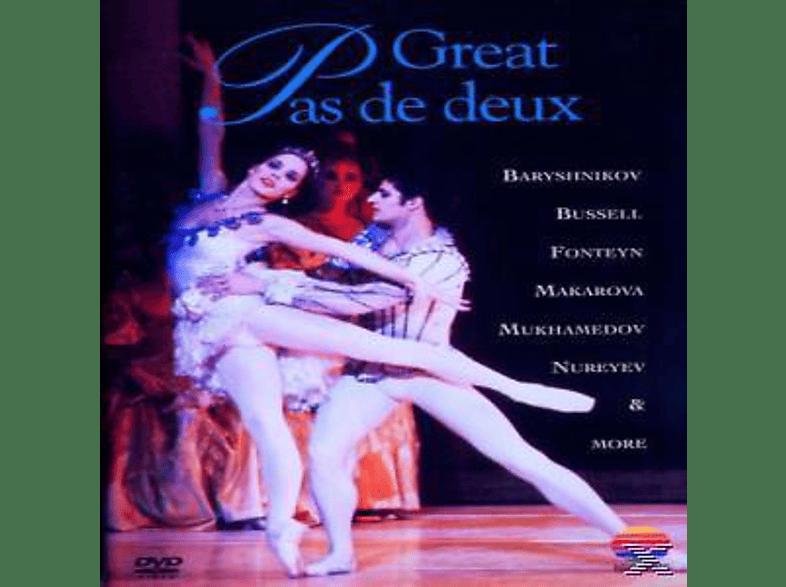 VARIOUS - Great Pas De Deux [DVD]