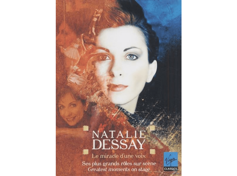 Natalie Dessay - The Miracle Of The Voice [DVD]
