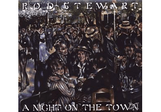 Rod Stewart - A Night On The Town (CD)