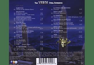 VARIOUS, Domingo, Gruberova, Cura - Opera Experience  - (CD)