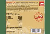 Mattes, Streich, Gedda, Gedda/Streich/Mattes - Der Zarewitsch [CD]