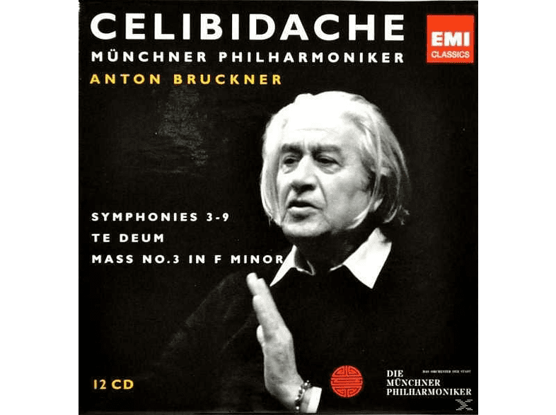 Sergiu Celibidache/Münchener Philharmoniker, Sergiu & Mp Celibidache - Celibidache 2: Sinfonien, Te Deum [CD]