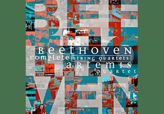 Artemis Quartett - Sämtliche Streichquartette  - (CD)