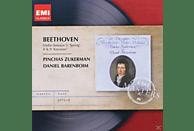 Daniel Barenboim, Pinchas Zukerman, Daniel Barenboim Pinchas Zukerman - Violinsonaten [CD]
