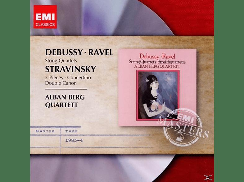 Alban Berg Quartet - Streichquartette [CD]