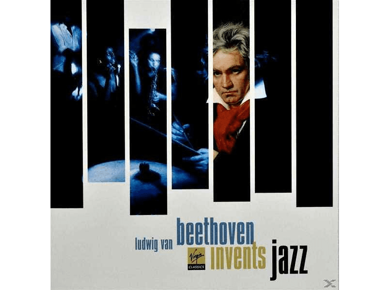 VARIOUS - Beethoven Invents Jazz [CD]