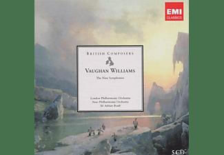 Lpo, Npo, Adrian Boult - The Nine Symphonies  - (CD)