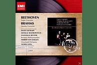 Oistrach, Karajan, Richter, Rostropowitsch, Karajan/Oistrach/Richter/Rostropowitsch - Tripelkonzert/Doppelkonzert [CD]