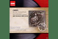 Rpo, Thomas & Rpo Beecham - Peer Gynt & Orchesterwerke [CD]