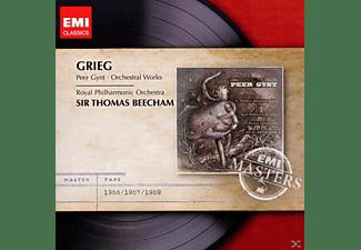 Rpo, Thomas & Rpo Beecham - Peer Gynt & Orchesterwerke  - (CD)