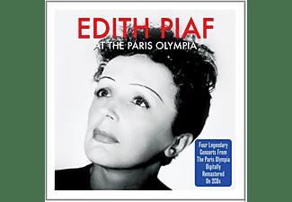 Edith Piaf - At The Paris Olympia  - (CD)