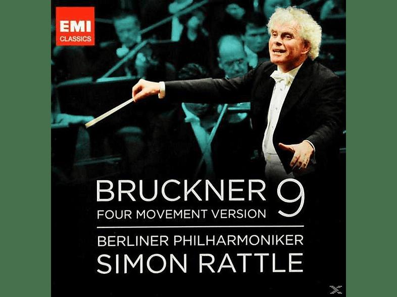 Berliner Philarmoniker - Sinfonie 9 (4 Sätze) [CD]