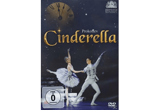 Birmingham Royal Ballet - Cinderella (Ga)  - (DVD)
