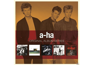 A-Ha - Original Album Series  - (CD)
